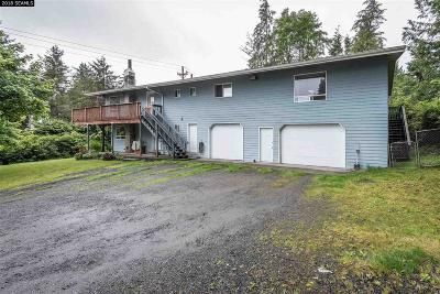 Ketchikan Multi Family Home For Sale: 3705 A/B S Tongass Hwy.