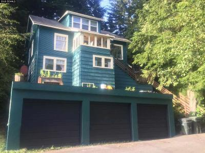Ketchikan Gateway Borough Single Family Home For Sale: 833 Harris Street