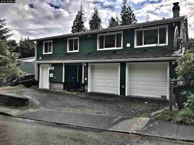 Ketchikan Single Family Home For Sale: 1321 Fairy Chasm