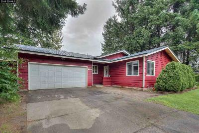 Juneau Single Family Home For Sale: 9336 Turn Street