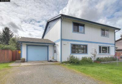 Juneau Borough Single Family Home For Sale: 3022 Wood Duck Avenue