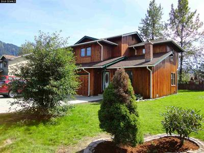 Juneau Borough Single Family Home For Sale: 4453 Columbia Blvd.