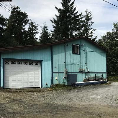 Ketchikan Multi Family Home For Sale: 1419/1421 Ketchikan Lakes Road