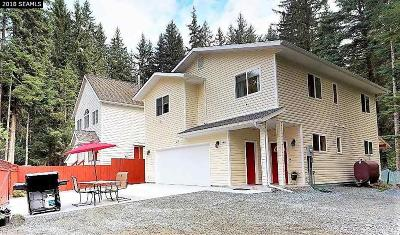 jun Single Family Home For Sale: 3003 Tongass Blvd.