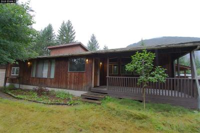 Juneau Single Family Home For Sale: 1951 Lemon Creek Road