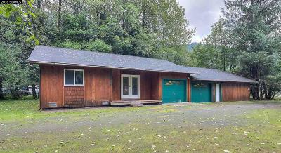 Juneau Single Family Home For Sale: 8416 Nugget Drive