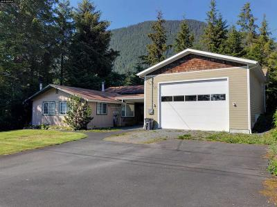 Sitka AK Single Family Home For Sale: $595,000