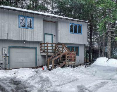 Juneau Borough Single Family Home For Sale: 8524 Forest Lane