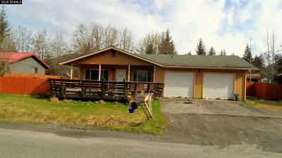 Juneau Single Family Home For Sale: 8904 Birch Lane