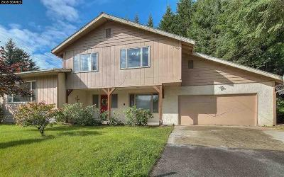 Juneau Borough Single Family Home For Sale: 3855 Seaview Avenue