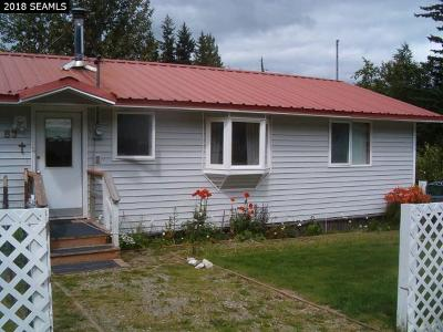 Haines Borough Single Family Home For Sale: 83 Deishu Drive