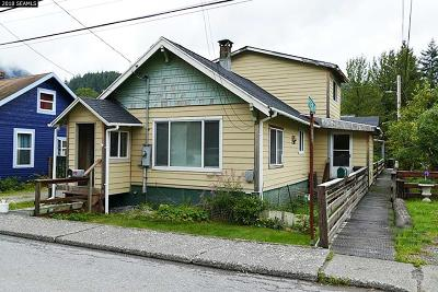 Ketchikan Single Family Home For Sale: 1109 Woodland Avenue