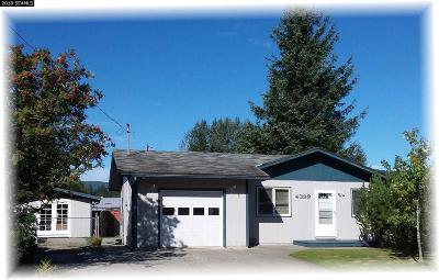 Juneau Single Family Home For Sale: 4399 Portage Blvd.