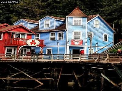 Ketchikan Commercial For Sale: 21 Creek Street