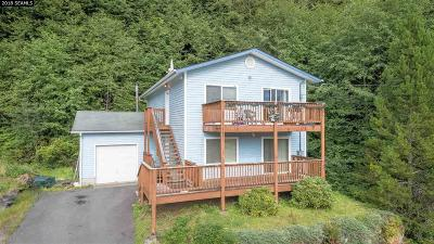 Ketchikan Single Family Home For Sale: 540-542 N Yorktown Drive