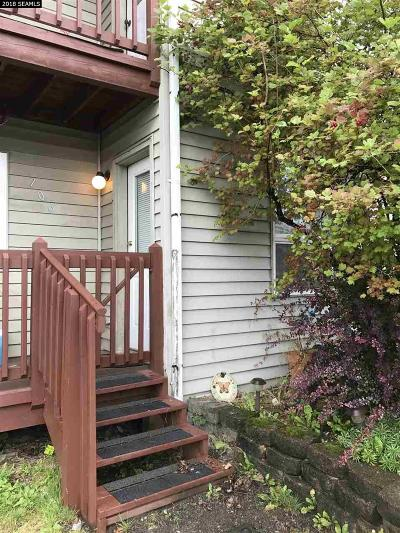 Ketchikan Condo/Townhouse For Sale: 3220 Timberline Court