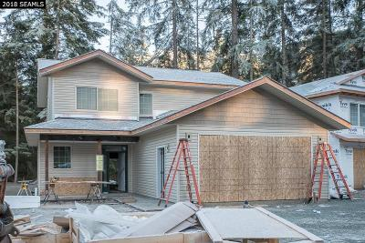 jun Single Family Home For Sale: Nhn Tongass Blvd.