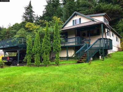 Ketchikan Single Family Home For Sale: 5526 N Tongass Hwy.