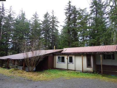 Juneau Borough Mobile Home For Sale: 9100 North Douglas Hwy.