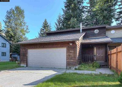 Juneau Single Family Home For Sale: 1023 Arctic Circle