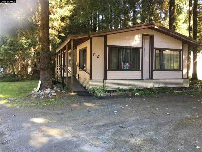 Juneau Borough Mobile Home For Sale: 2865 Mendenhall Loop Road
