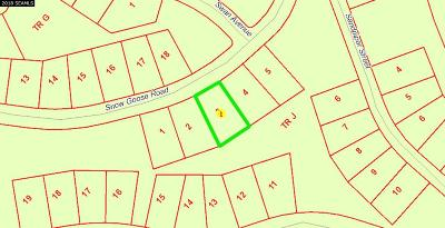Ketchikan Residential Lots & Land For Sale: Lot 3 Snow Goose Road