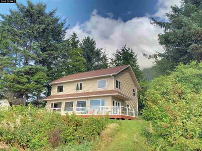 0, Haines Borough, Juneau Borough, Ketchikan Gateway Borough, Sitka Borough, Skagway Hoonah Angoon County, Wrangell Petersburg County, Yakutat Borough Single Family Home For Sale: 2301 Merganser Drive