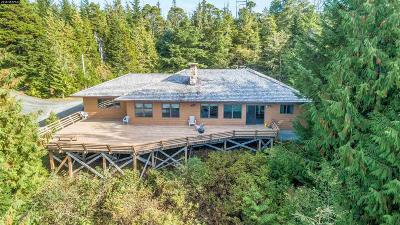 Ketchikan Single Family Home For Sale: 12648 N Tongass Hwy.