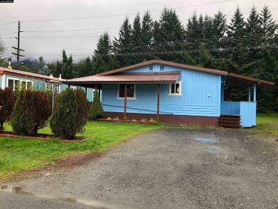 Juneau Borough Mobile Home For Sale: 6032 Gull Way