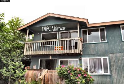 0, Haines Borough, Juneau Borough, Ketchikan Gateway Borough, Sitka Borough, Skagway Hoonah Angoon County, Wrangell Petersburg County, Yakutat Borough Condo/Townhouse For Sale: 1806c Alderway