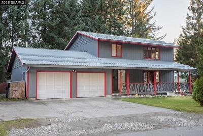 Juneau Borough Single Family Home For Sale: 9007 Firndale Street
