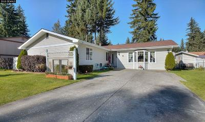 Juneau Single Family Home For Sale: 9331 Stephen Richards Memorial Drive
