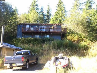 Ketchikan Single Family Home For Sale: 6455 Roosevelt Drive
