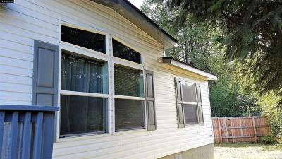 Juneau Mobile Home For Sale: 9951 Stephen Richards Memorial Drive