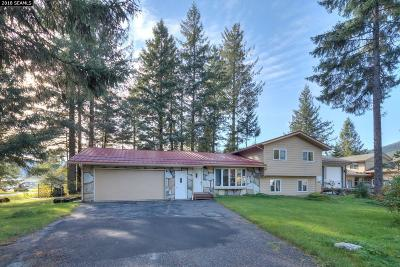 Juneau Single Family Home For Sale: 5921 Lemon Street