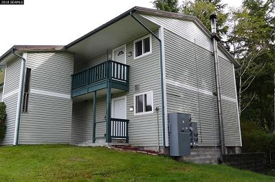 Ketchikan Condo/Townhouse For Sale: 3250 Denali Avenue