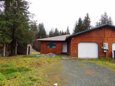 Juneau Single Family Home For Sale: 1133 Slim Williams Way