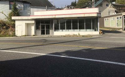 Ketchikan Commercial For Sale: 1106 Tongass Avenue