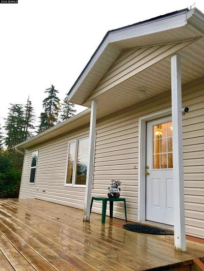 Juneau Single Family Home For Sale: 9369 North Douglas Hwy.