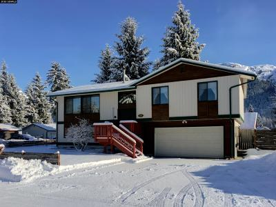 Juneau Single Family Home For Sale: 3464 Kant Court