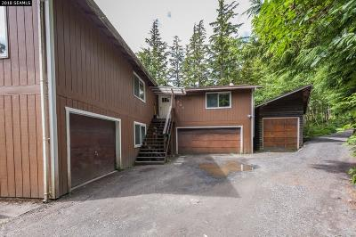 Ketchikan Single Family Home For Sale: 733 Miller Ridge Road