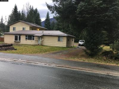 Juneau Single Family Home For Sale: 8191 Threadneedle Street