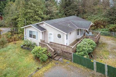 Ketchikan Single Family Home For Sale: 898 Forest Park Drive