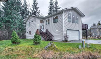 Juneau Single Family Home For Sale: 9219 Black Wolf Way