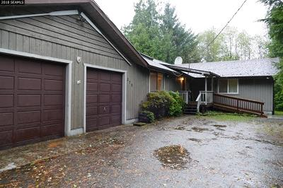 Ketchikan Single Family Home For Sale: 273 North Point Higgins Road