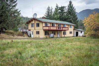 Ketchikan AK Single Family Home For Sale: $439,000