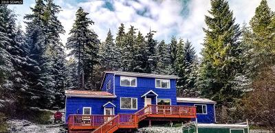 Juneau Single Family Home For Sale: 5915 North Douglas Hwy.