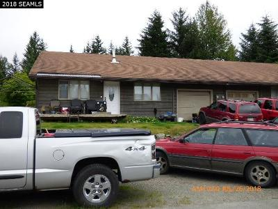 Juneau Single Family Home For Sale: 4444 Columbia Blvd.
