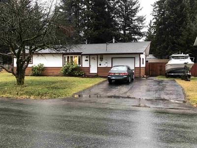 Juneau Single Family Home For Sale: 8486 Thunder Mountain Road