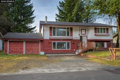 jun Single Family Home Back On Market: 4407 Cloverdale Street